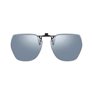 HORIEN/海俪恩 男士女士太阳眼镜(夹片) N611C2 1个