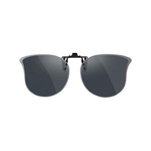 HORIEN/海俪恩 男士女士太阳眼镜(夹片) N612C2 1个