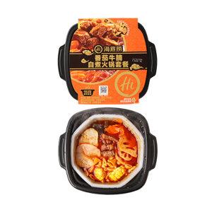 HI/海底捞 番茄牛腩自热火锅 6971284200049 700g 1盒