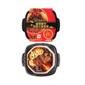 HI/海底捞 麻辣嫩牛自热火锅 6971284200001 700g 1盒