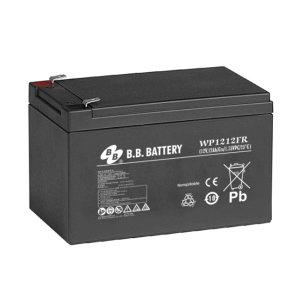 B.B/美美 蓄电池 WP1212FR 12V 12Ah 153×101×97mm 1个