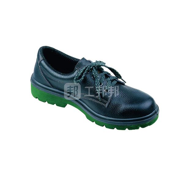 HONEYWELL/霍尼韦尔 ECO系列低帮牛皮安全鞋 BC0919703 42码 黑色 防砸防静电防刺穿 1双