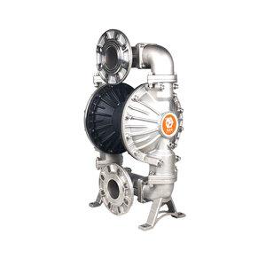 GODO/固德 隔膜泵 QBY3-100P316LTFF 最大流量568L/min 接口DN100 最大工作压力8.4bar 特氟龙膜片 吸上高度5.48m 1台