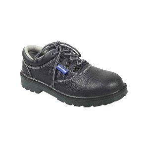 HONEYWELL/霍尼韦尔 RACING系列低帮牛皮安全鞋 BC6242121 40码 黑色 防砸防静电 1双