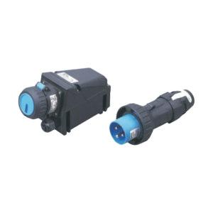 FEICE/飞策 BCZ 防爆防腐插接装置 BCZ8060-16 3芯 1个