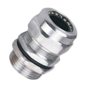 FEICE/飞策 防爆电缆夹紧头BDM8 BDM8-25 黄铜镀镍 1个
