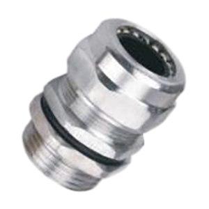 FEICE/飞策 防爆电缆夹紧头BDM8 BDM8-40 黄铜镀镍 1个