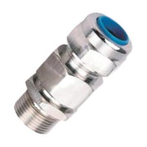 FEICE/飞策 防爆电缆夹紧接头BDM12 BDM12-40 黄铜镀镍 1个