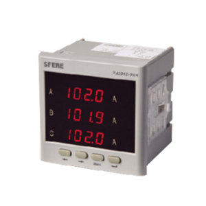 SFERE/斯菲尔 单相交流电流表 PA194I-9X1 300V/5A 1台