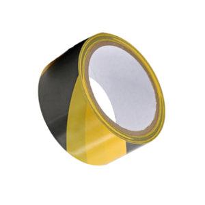 JINGHUA/晶华 警示胶带 警示胶带 黄黑斜纹 50mm×14m 1卷
