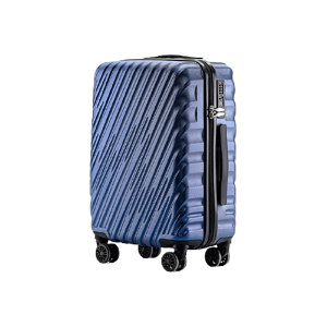 CROWN /皇冠 现代商务登机箱 C-F5283H宝石蓝/20寸 1个