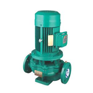 SRM/人民水泵 RML系列单极立式管道离心泵 RML80-125(I)A 额定流量89m3/h 额定扬程16m 7.5kW 380V 3000r/min 1台