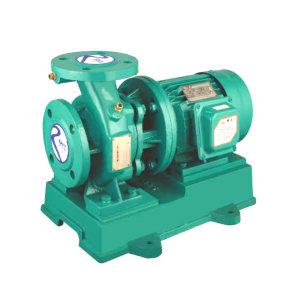 SRM/人民水泵 RMW系列单极卧式管道离心泵 RMW40-125(I) 额定流量12.5m3/h 额定扬程20m 1.5kW 380V 3000r/min 1台