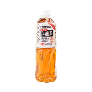 SUNTORY/三得利 低糖乌龙茶 6972549660134 500mL×15瓶 1箱