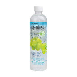 SUNTORY/三得利 沁葡水 6972549660493 550mL×15瓶 1箱