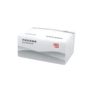 H SELECTION/震坤行家精选 软包抽纸 ZKH010 133×190mm 130抽×24包 三层 1箱