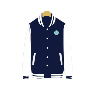 AOO OQI/奥其牌 棒球服 藏青色 定制 L 1件