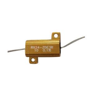HY/鸿源电器 电阻 20kΩ 功率10W 精度1% 黄金铝壳封装 精密电阻 1个
