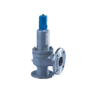 HDSV/盐高 弹簧式安全阀 A42Y-16C DN50 法兰连接接口 WCB碳钢阀体 整定压力0.83MPa 1台