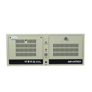 ADVANTECH/研华 工控机 IPC-610L/AIMB-701VG/I5 2400/4G/1T/光驱键鼠 含XP操作系统 1台