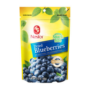 NESTOR/乐事多 蓝莓干 853543004178 100g 1袋