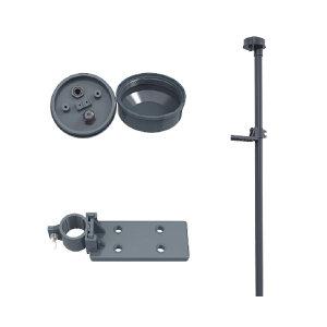 SUPMEA/美仪 pH安装支架 长1m+防水接线盒 1个