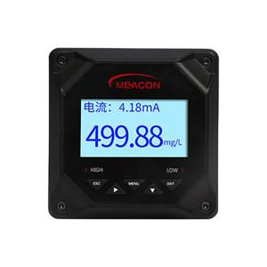 SUPMEA/美仪 浊度仪/污泥浓度仪 PTU/PSS100 220V供电 2路常开继电器报警 输出4~20mA+RS485 中文/英文显示 开孔尺寸92×92mm 1台