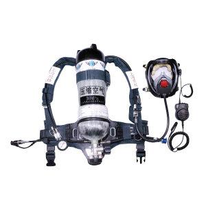 YINGGE/鹰格 正压式消防空气呼吸器 RHZK9CPT 9L 含通讯装置+快速充气装置+环境空气旁通装置 1套