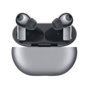 HUAWEI/华为 FreeBuds Pro 无线充版无线耳机 6941487202126 耳机55mAh(典型值) 充电盒580mAh(典型值) 冰霜银 1个