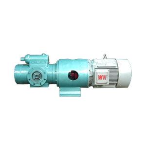 YANAN/亚楠泵业 螺杆泵 3GDF870HR46U3-W1/PN16/PN40GT 三螺杆 最大流量43.2m³/h 最大工作压力1.0MPa 13.44kW 1台