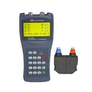 SEAHPEAK/云海峰 手持式超声波流量计主机+小型传感器 TDS-100BH/K0333 测量管径范围DN15~DN100 1台