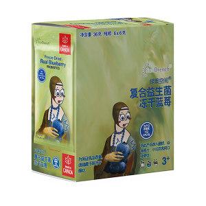 SUNDRENCH 复合益生菌冻干蓝莓 628110086815 36g 1盒