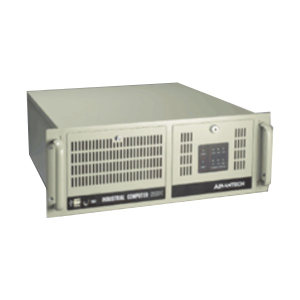 ADVANTECH/研华 工控机 IPC-610H/300W/PCA-6114P7-0E1E PCA-6028G2/I7-4770S/8G/1TB HDD+128G SSD/DVD/键鼠/集成显卡VGA+DVI 支持双显/正版WIN7 预装WINXP双系统 1台