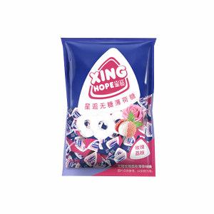 XINGHOPE/星逅 无糖薄荷糖(玫瑰荔枝味) C010902 500g 1袋