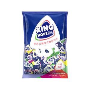 XINGHOPE/星逅 无糖薄荷糖(缤纷装) C011032 500g 1袋