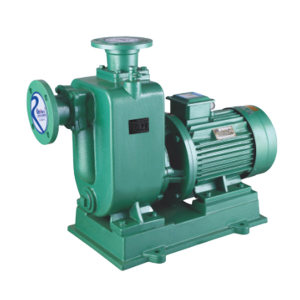SRM/人民水泵 ZW系列无堵塞自吸式排污泵 40ZW8-15-1.5 额定流量8m3/h 额定扬程15m 自吸高度5m 1.5kW 380V 转速3000r/min 连体式 1台