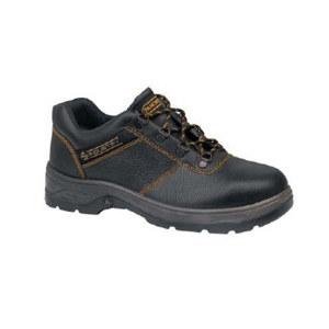 DELTA/代尔塔 KAMOGA4x4系列低帮牛皮安全鞋 301901 41码 黑色 防砸防静电 1双