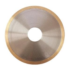 FAMOUS/费默司 边缘烧结金刚石切割片 250x1.2x32mm 用来切陶瓷和玻璃 1片