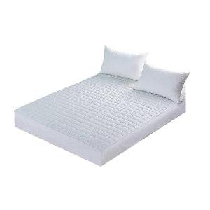 SHIDE/实德 白色护床垫 11731710 尺寸110×201cm 面料40s×40s/t230防雨布 100%棉 填充物定型棉400m² 1条