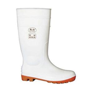 LEVER/莱尔 PVC白色卫生靴 SF-11-03 42码 1双