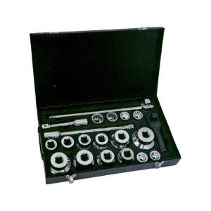 FORANT/泛特 221件重型矿用维修装配套筒组套 99900001 1套