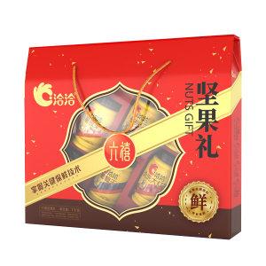 QQ/洽洽 六禧坚果礼盒 199726 1kg 1盒
