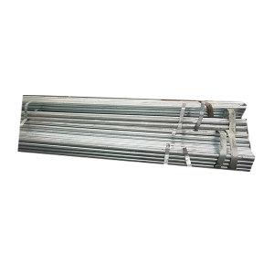 YOUFA/友发 镀锌管 DN250×6.0 2.73m×6m Q235B碳钢 1根