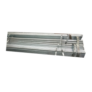 YOUFA/友发 镀锌管 DN300×5.0 3.25m×6m Q235B碳钢 1根