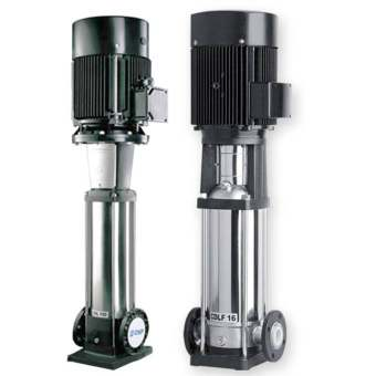 CNP/南方泵业 立式多级离心泵 CDLF4-6FSWLC 额定流量4m3/h 额定扬程48m 1.1kW 380V 1个