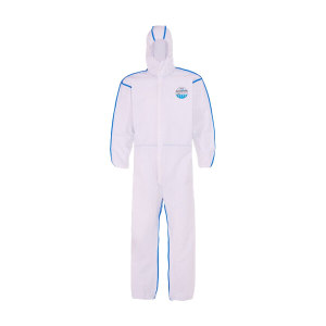 LAKELAND/雷克兰 CoolSuit带帽连体防护服 AMNC428E L 白色 1件