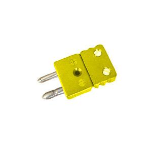 SANJAC/神睫 热电偶接头 M3-K型(黄色) 1个