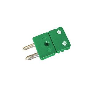 SANJAC/神睫 热电偶接头 M3-K型(绿色) 1个