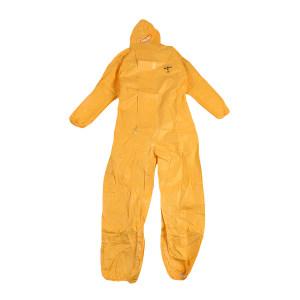 DUPONT/杜邦 Tychem 2000化学防护服 TYCHEM-C M 黄色 1件