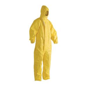 DUPONT/杜邦 Tychem 2000化学防护服 TYCHEM-C L 黄色 1件